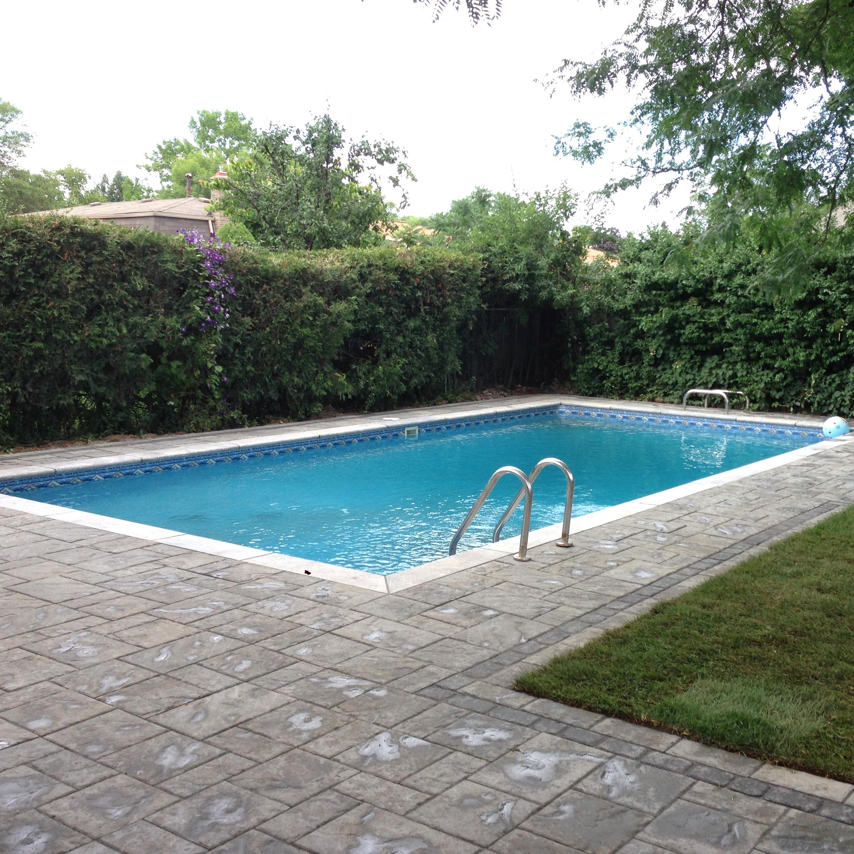 Pool Remodeling Deck