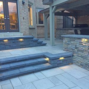 Backyard Landscape Lighting Design